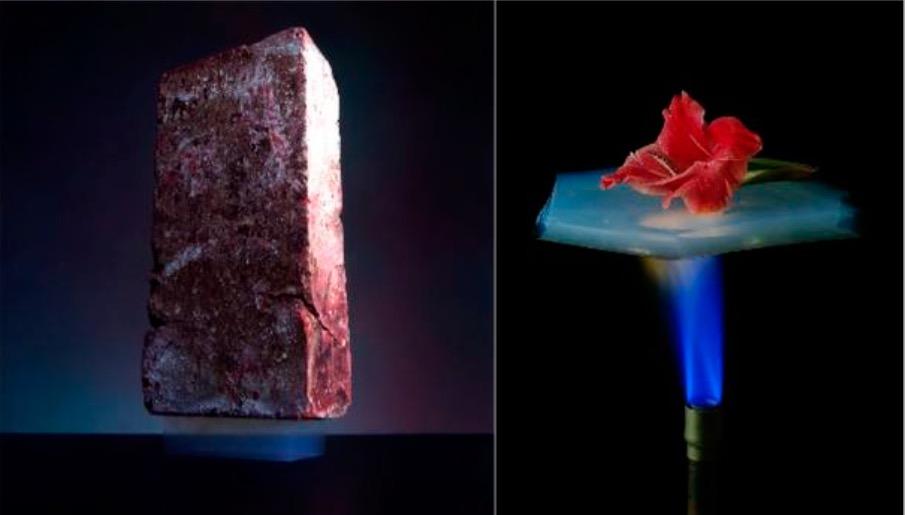 Los aerogeles: Materiales de última generación con gran poder aislante isotérmico